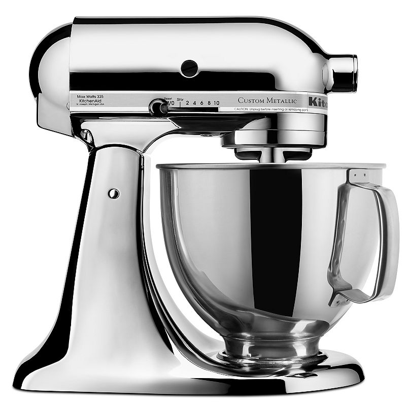 KitchenAid KSM152PS Custom Metallic 5-qt. Stand Mixer