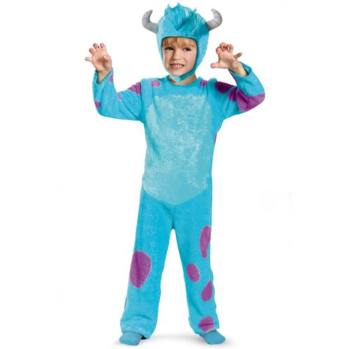 Disney / Pixar Monsters University Sulley Classic Costume - Toddler/Kids