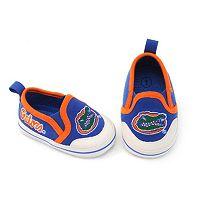 Baby Florida Gators Crib Shoes