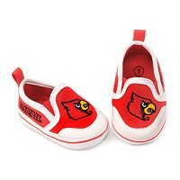 Baby Louisville Cardinals Crib Shoes