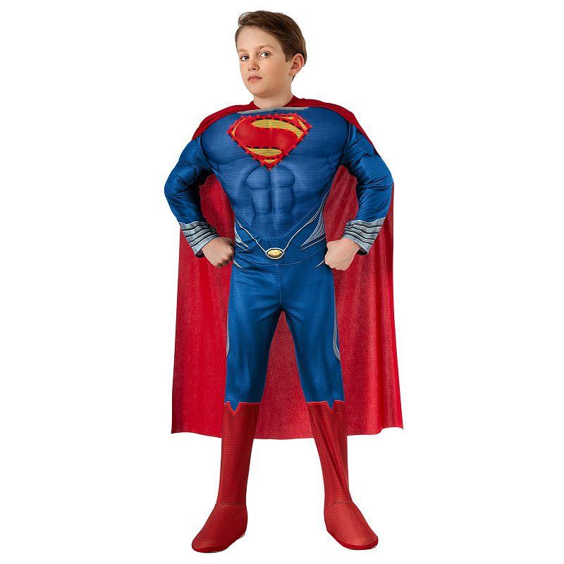 Superman Man of Steel Deluxe Light Up Costume - Kids