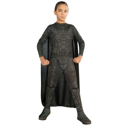 Superman Man of Steel General Zod Costume - Boys