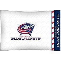 Columbus Blue Jackets Standard Pillowcase