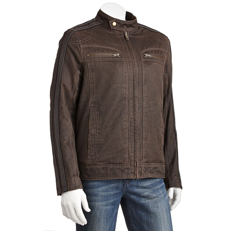 Men's Excelled Antique Moto Jacket