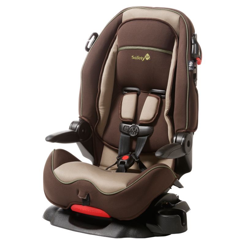 Safety 1st Summit Booster Car Seat - Central Park, Brown