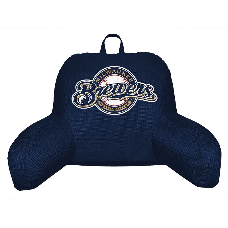 Milwaukee Brewers Sideline Backrest Pillow