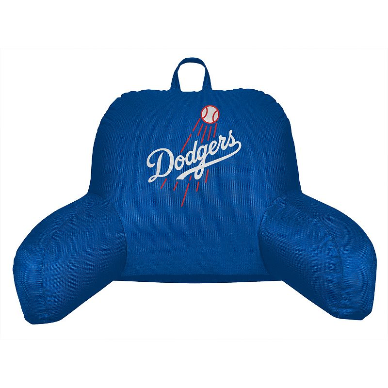 Los Angeles Dodgers Sideline Backrest Pillow