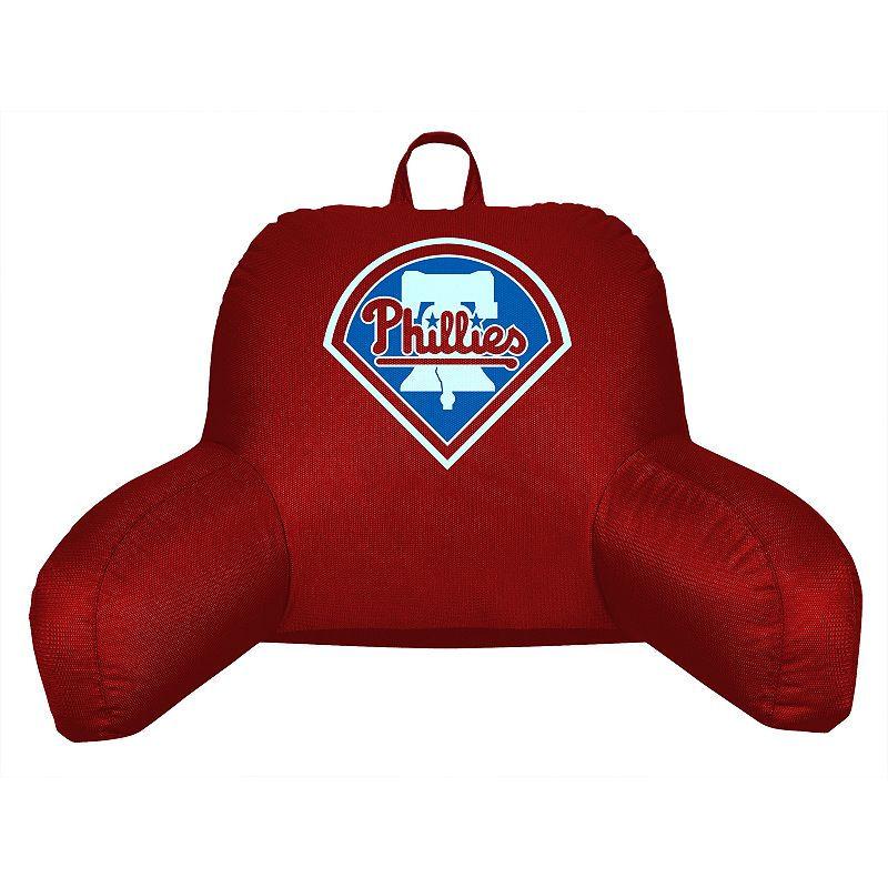 Philadelphia Phillies Sideline Backrest Pillow