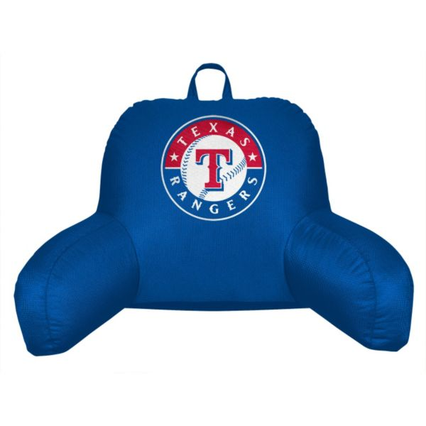 Texas Rangers Sideline Backrest Pillow