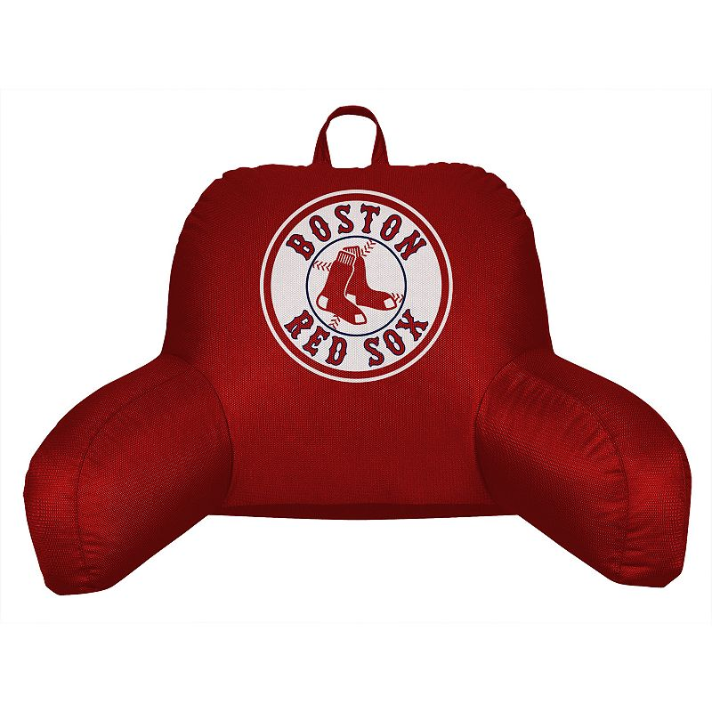 Boston Red Sox Sideline Backrest Pillow