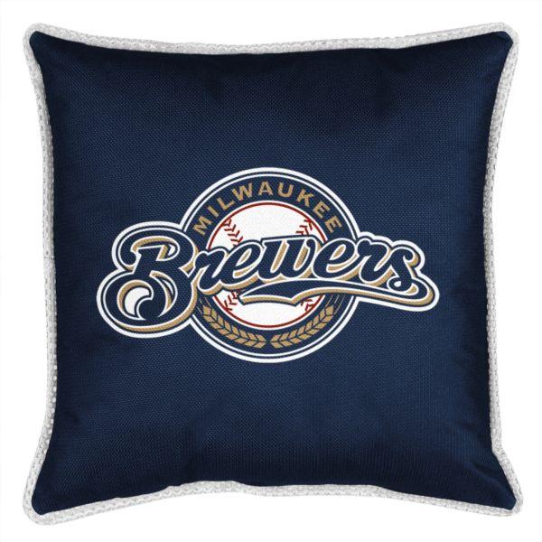Milwaukee Brewers Decorative Pillow