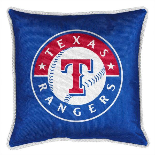Texas Rangers Decorative Pillow