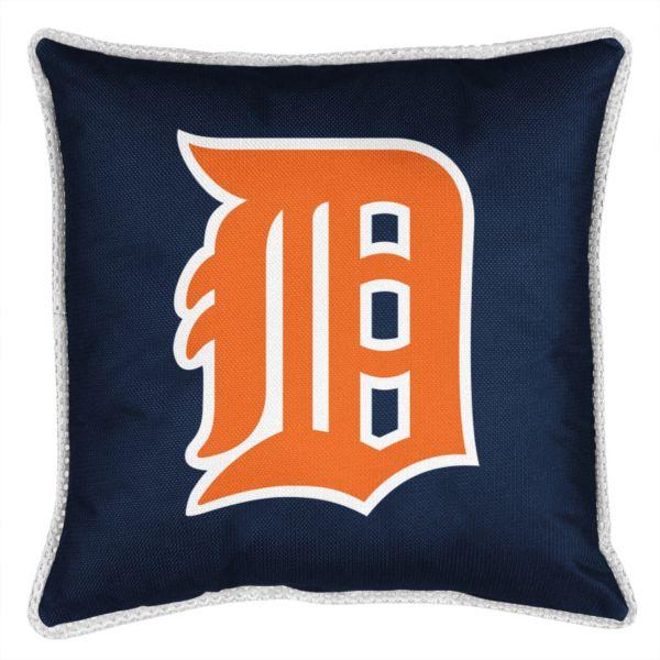 Detroit Tigers Decorative Pillow