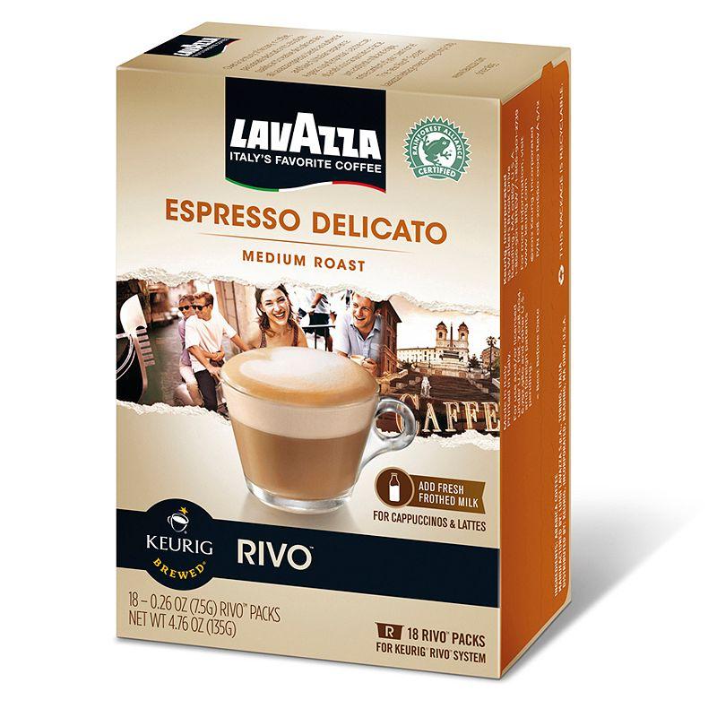 Keurig® Rivo® Pack Espresso Delicato Medium Roast Espresso - 18-pk.