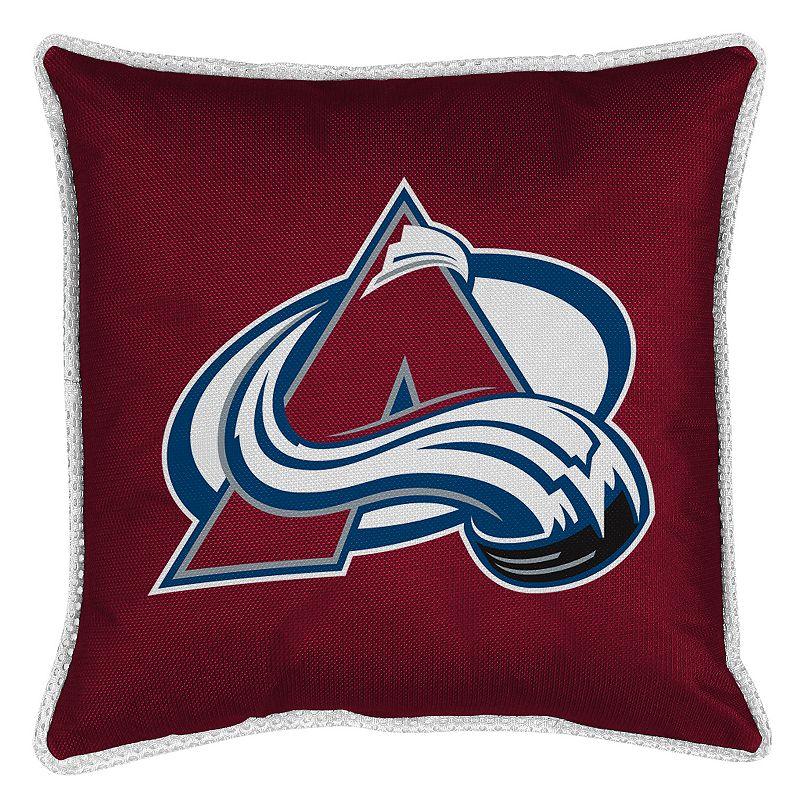 Colorado Avalanche Decorative Pillow
