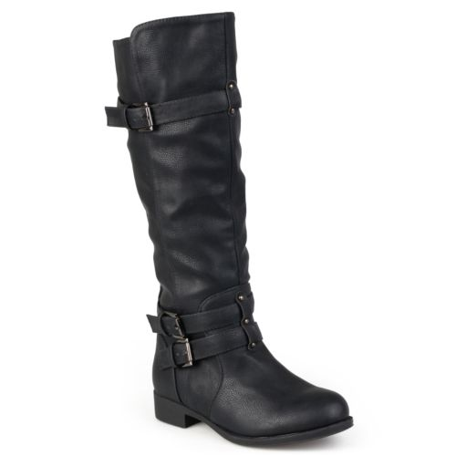 Journee Collection Bite Tall Boots - Women