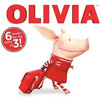 Olivia 6-Book On The Go Set