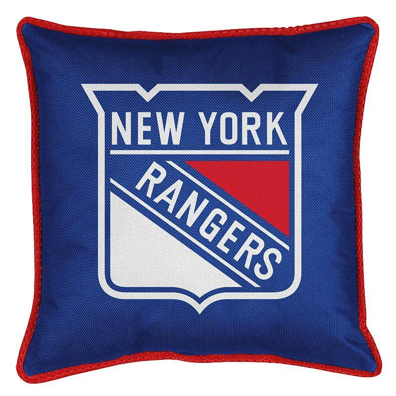 New York Rangers Decorative Pillow