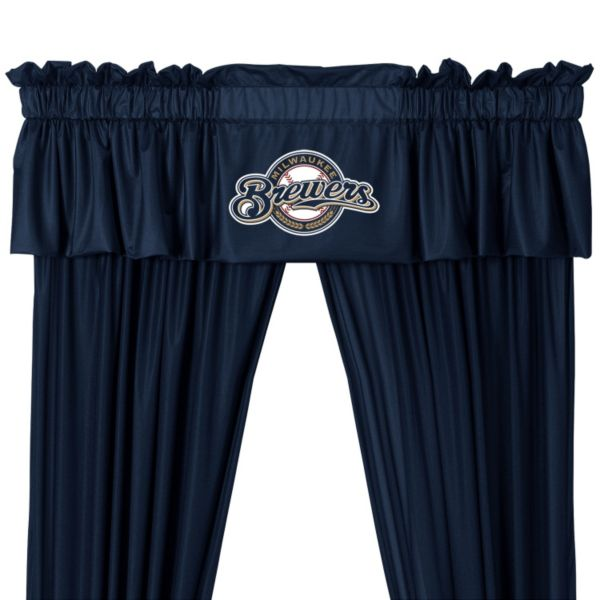 Milwaukee Brewers Valance - 14