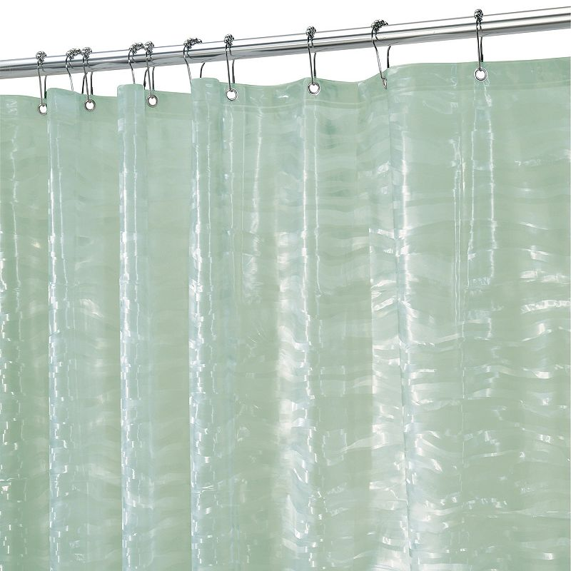 Ripplz PEVA Shower Curtain