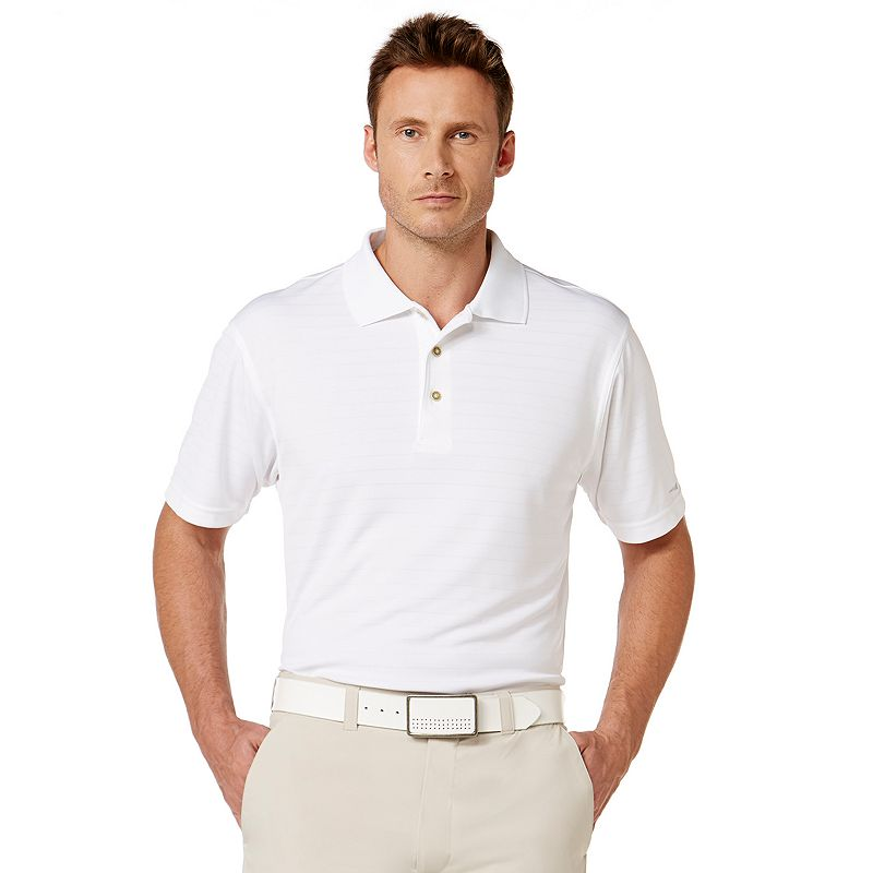 Men's Grand Slam Slim-Fit Solid Performance Polo