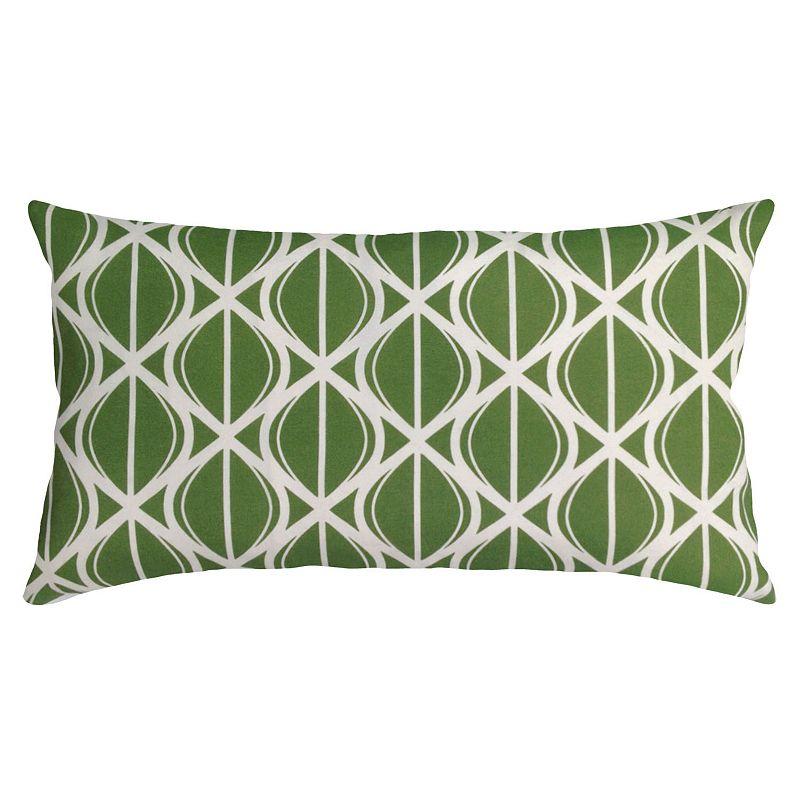 Colordrift Tribecca Decorative Pillow - 14'' x 26''
