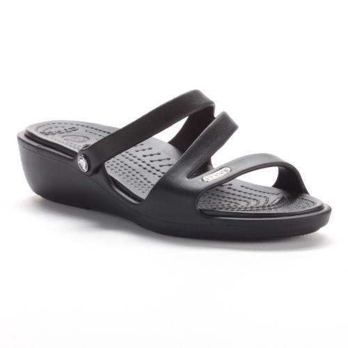 Crocs Patricia Wedge Sandals - Women