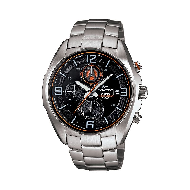 Casio Men's EDIFICE Stainless Steel Chronograph Watch - EFR529D-1A9