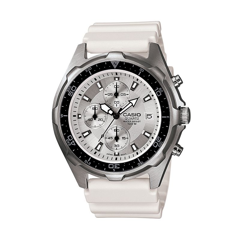 Casio Men's Classic Chronograph Watch