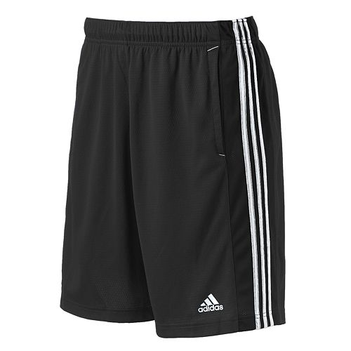 adidas essential climalite performance men 39 s shorts. Black Bedroom Furniture Sets. Home Design Ideas