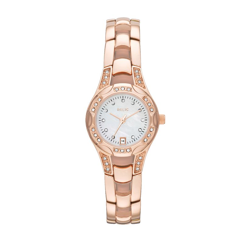 Relic Women's Charlotte Stainless Steel Watch