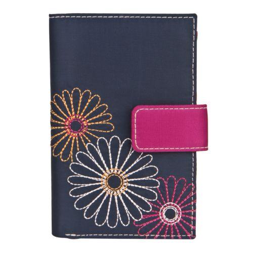Travelon RFID-Blocking Daisy Trifold Wallet