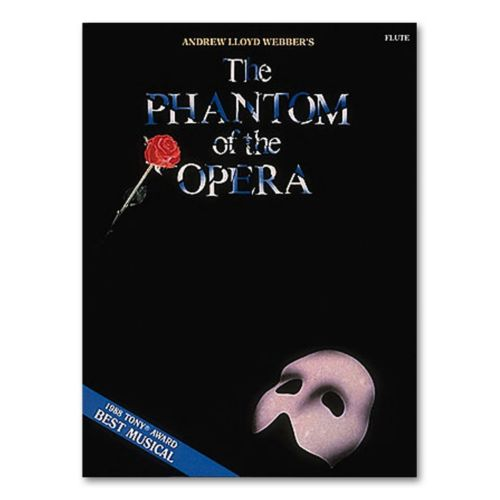 The Phantom of the Opera Songbook - Flute