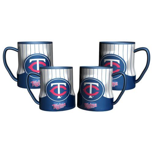 Minnesota Twins 4-pc. Game Time Mug Set