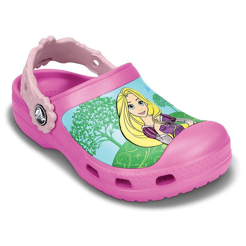 Crocs Disney Tangled Magical Day Kids' Clogs