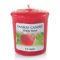 Yankee Candle simply home Fuji Apple Votive Candle