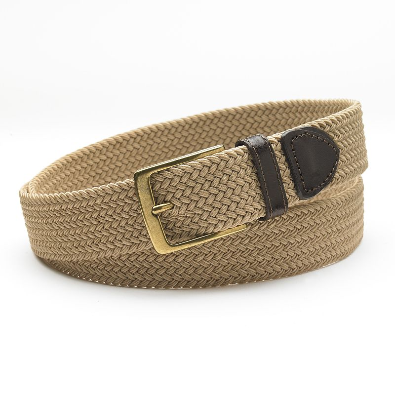 Dockers® Braided Elastic Belt - Big & Tall