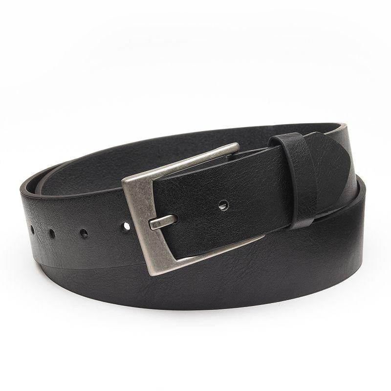 Big & Tall Levi's Rivet-Closure Leather Belt