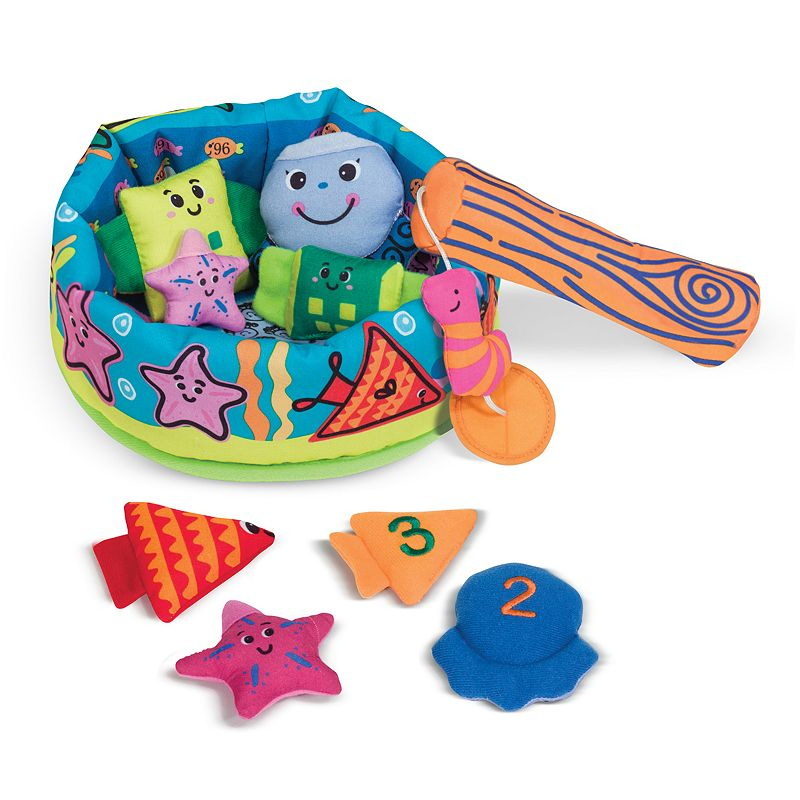 Melissa and Doug K's Kids Fish and Count Game