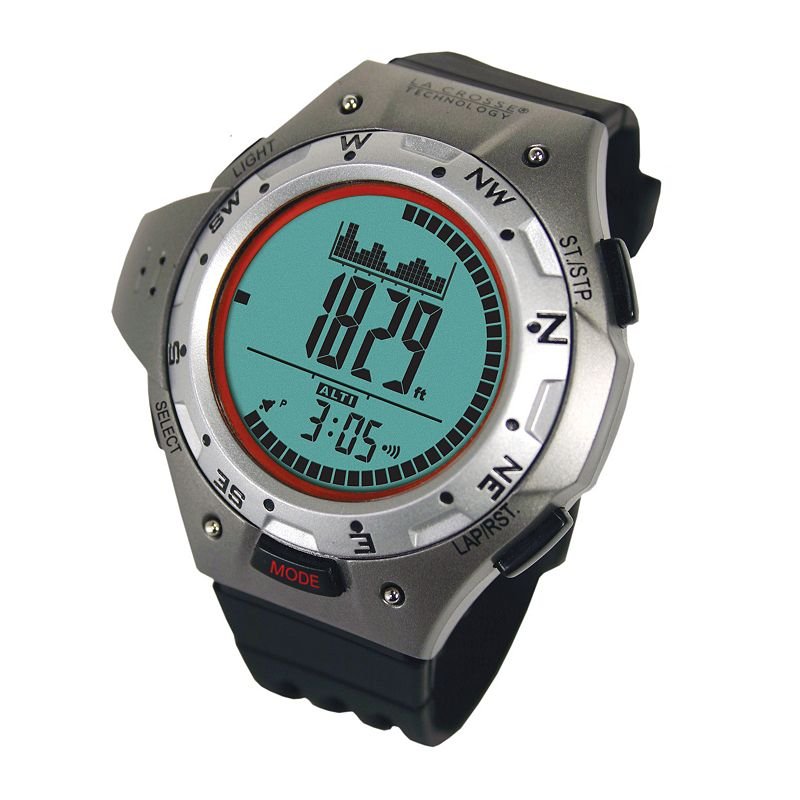 La Crosse Technology Men's Digital Watch - XG-55