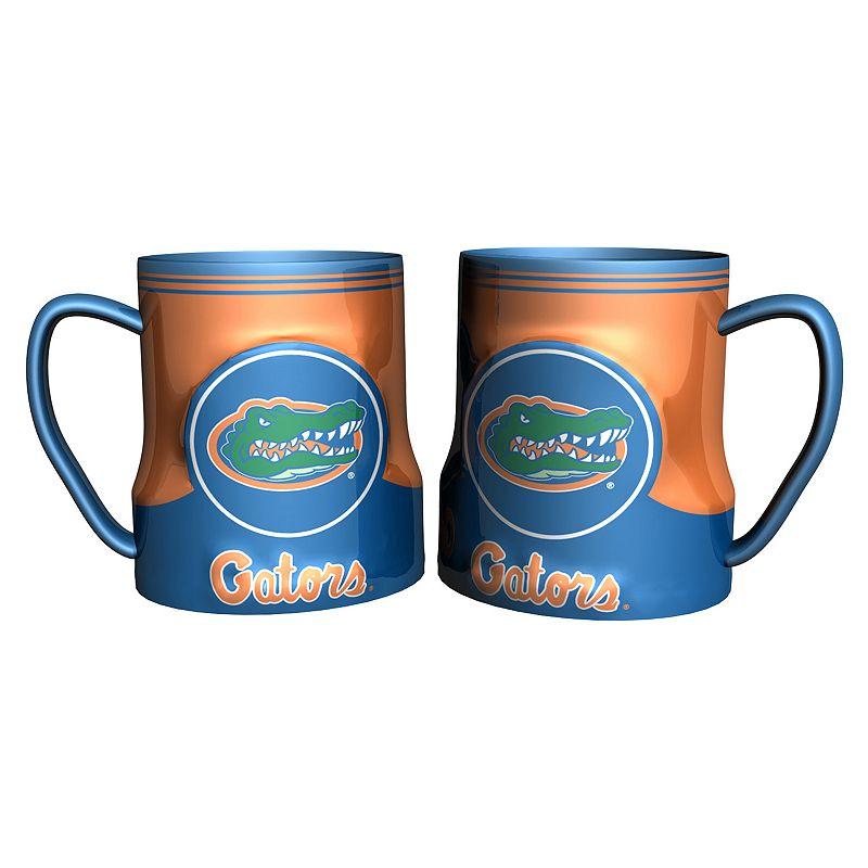 Florida Gators 2-pc. Ceramic Mug Set