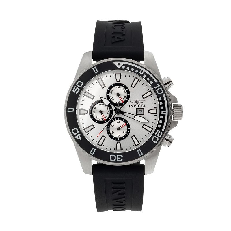 Invicta date mens watch kohl 39 s for Watches kohls