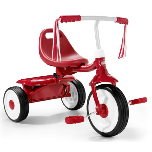Radio Flyer Fold 2 Go Tricycle