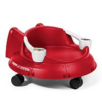 Radio Flyer Spin 'N Saucer Ride-On