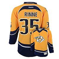 Boys 8-20 Reebok Nashville Predators Pekka Rinne NHL Replica Jersey
