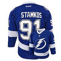Boys 8-20 Reebok Tampa Bay Lightning Steven Stamkos NHL Replica Jersey