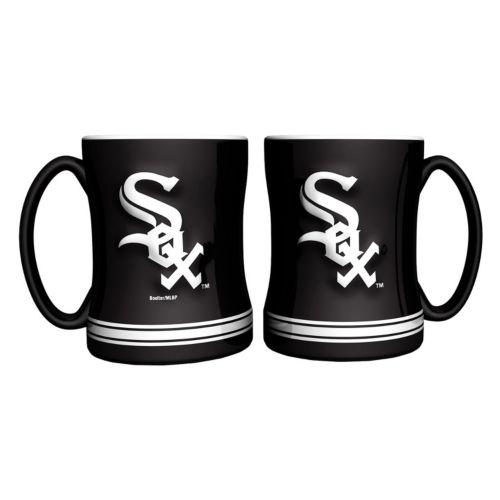 Chicago White Sox 2-pc. Relief Coffee Mug Set