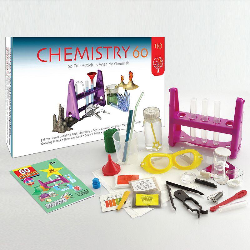 Elenco Chem-Science 60 Kit