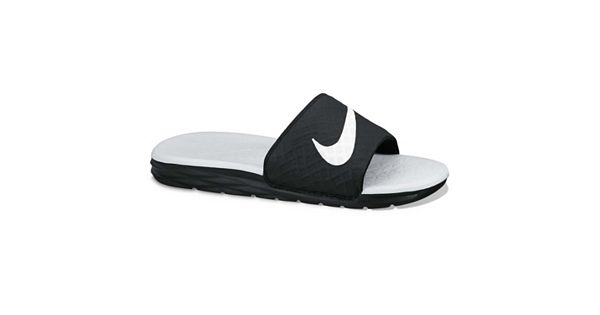 Nike Benassi Women S Solarsoft Slide Sandals