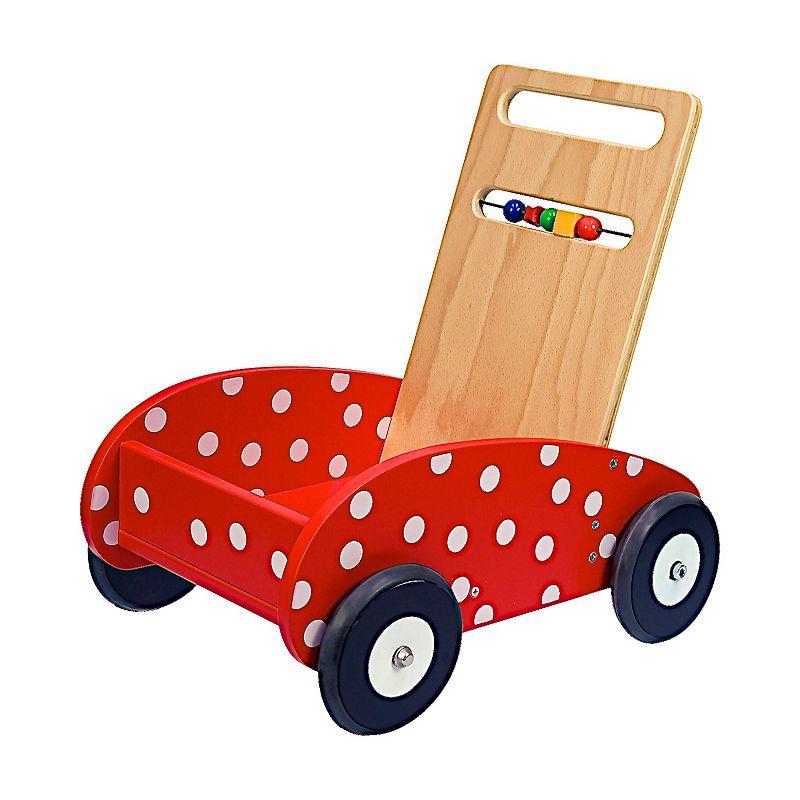 Dushi Wooden Push 'n Play Car